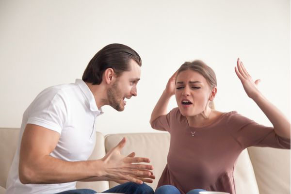 Что делать, если в семье постоянно идут ссоры