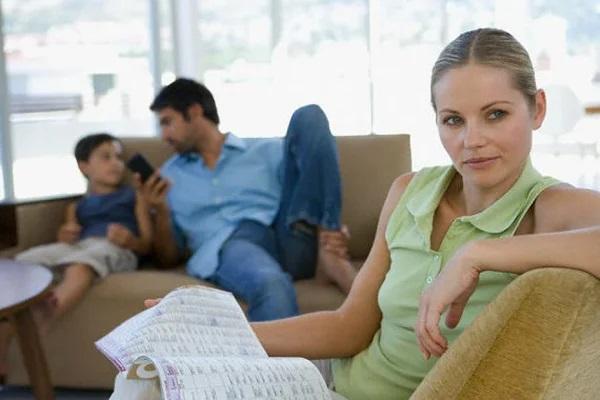 Помощь психолога с семьёй