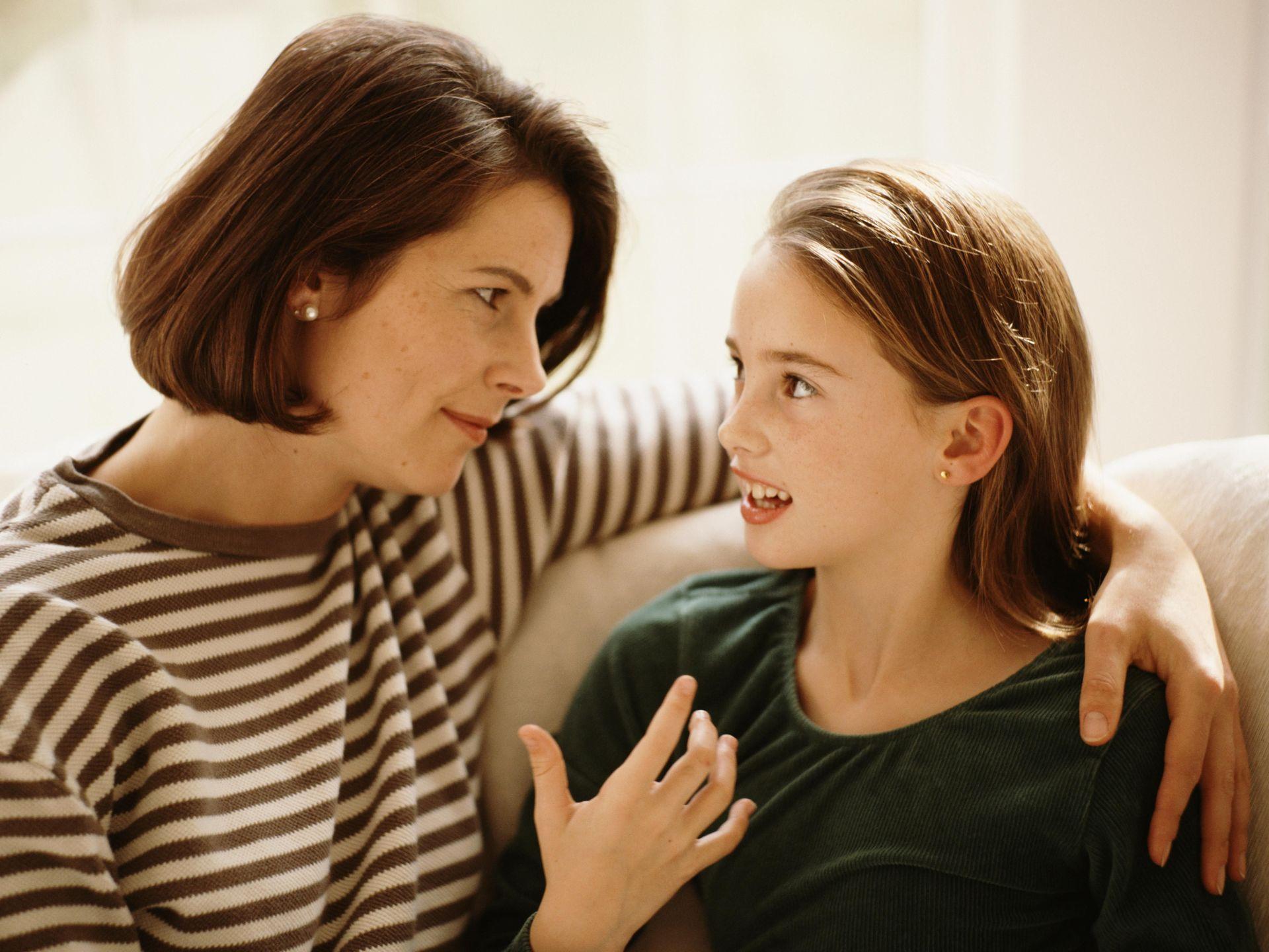 Роль личного примера во взаимоотношениях родителей и детей-подростков